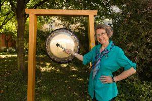 Christiane Mihm – Leiterin der Begegnungsstätte – Juni 2014