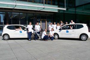 Das Team der Evangelischen Sozialstation der Margarete Blarer gGmbH in Konstanz bietet hochqualitative Leistungen im ambulanten Bereich.