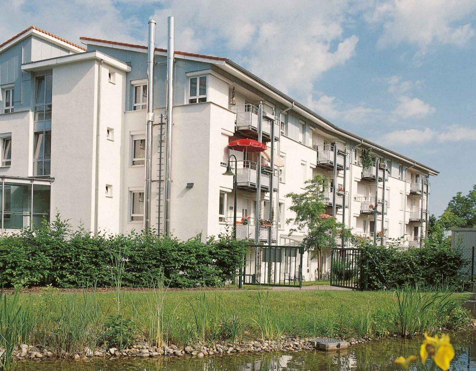 Das Seniorenzentrum Gundelfingen umfasst eine Pflegeeinrichtung, eine Betreute Wohnanlage und eine Tagespflege. Es gehört dem Evangelischen Stift Freiburg an.