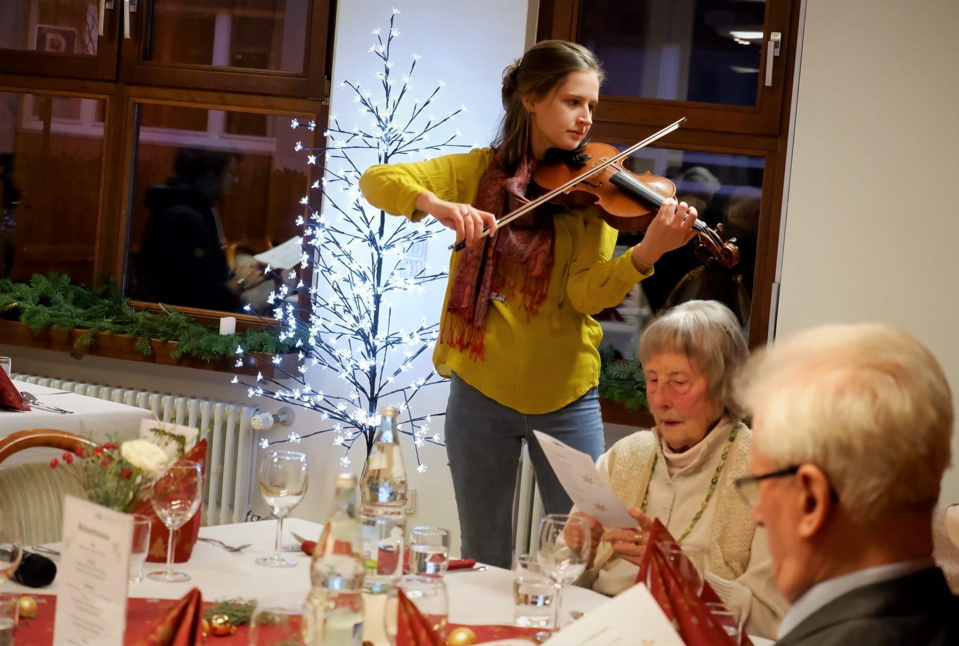 Gemeinsam musiziert es sich besser!