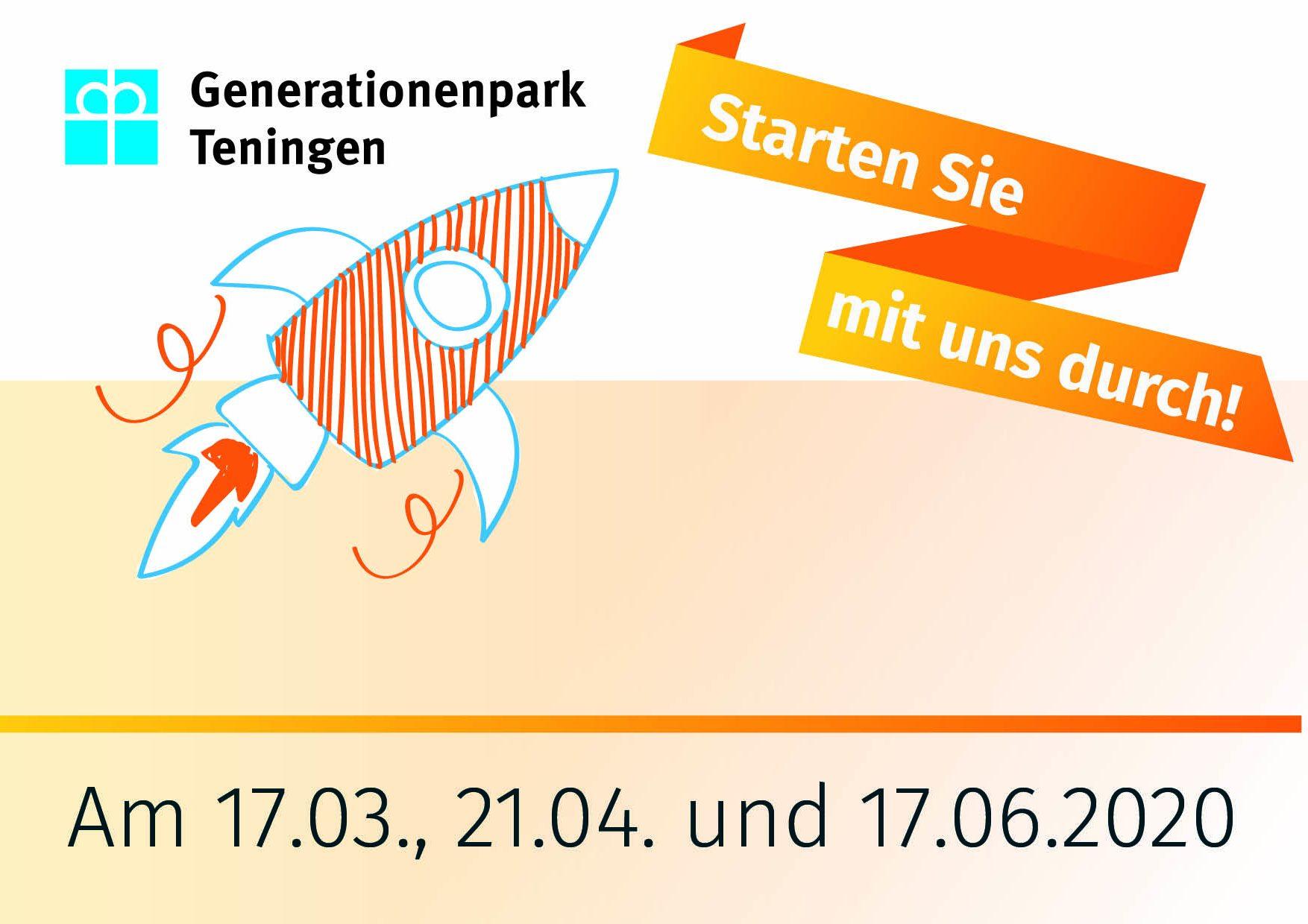 Job-Speeddating im Generationenpark Teningen