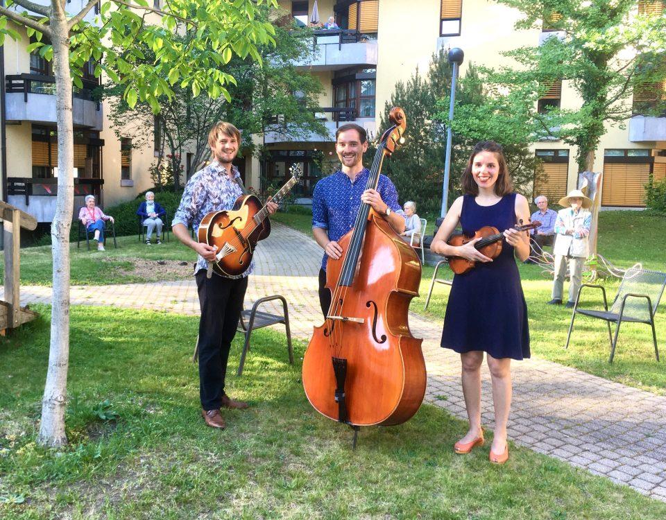 Hairball Remedy Konzert mit Jazz, Blues und vieles mehr im Evangelischen Stift Freiburg