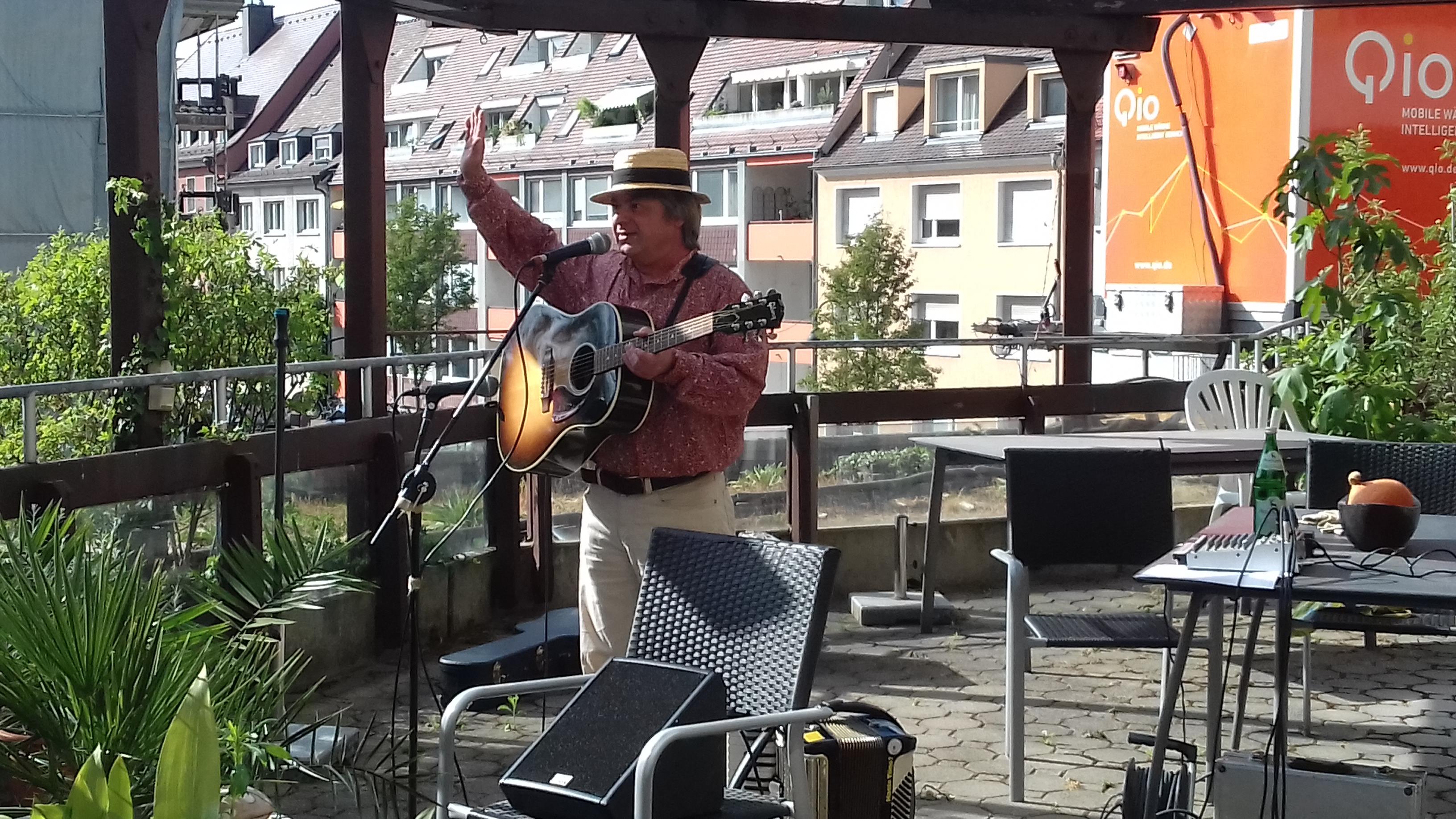 Unterhaltungsmusik Evangelisches Stift Freiburg Michael Bach