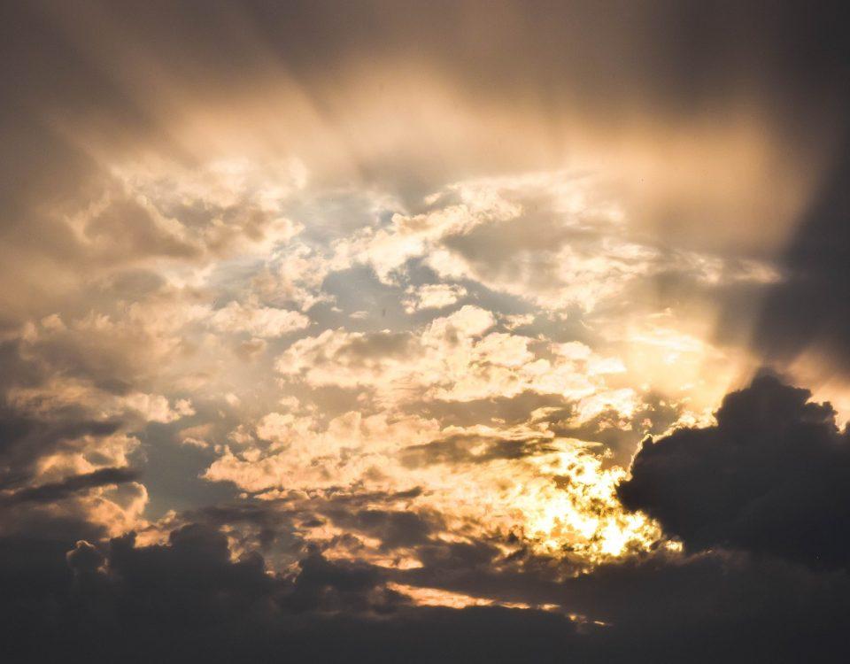 Gott ist mit uns am Abend und am Morgen und ganz gewiss an jedem Tag