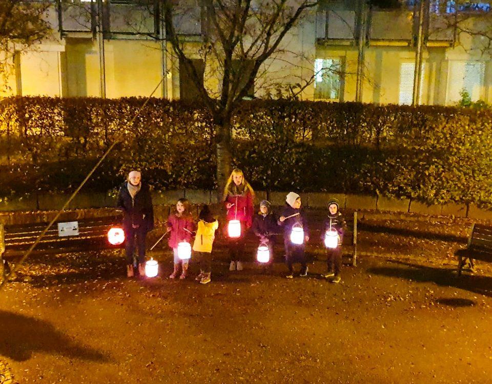 Kindergarten bringt Licht