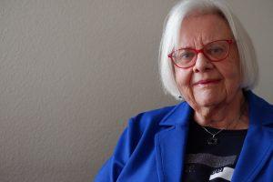 Ingrid Pallut, 78 Jahre