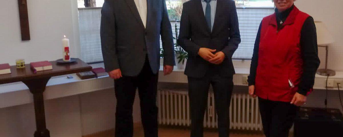 Daniel Schies neues Mitglied im Aufsichtsrat der Diakonie