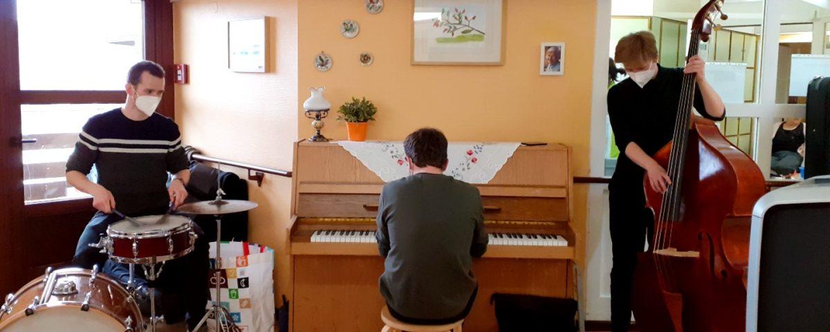 Konzert im Haus Schlossberg