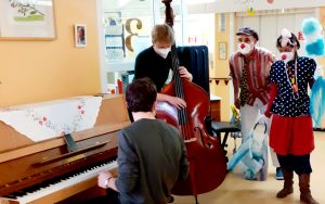 Konzert im Haus Schlossberg 2
