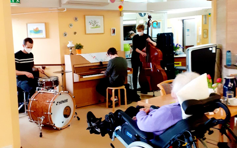 Konzert im Haus Schlossberg 3