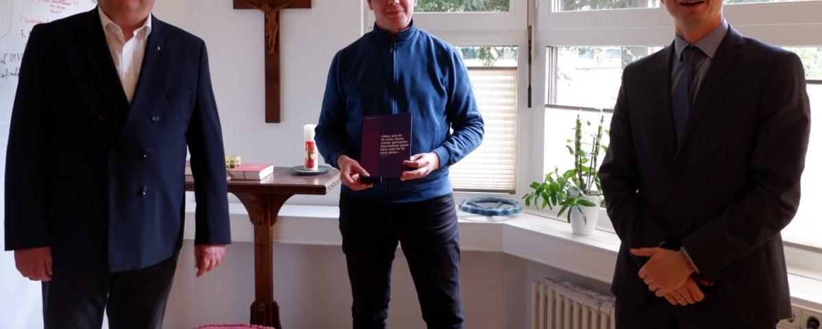 Goldenes Kronenkreuz Adrian Kugge