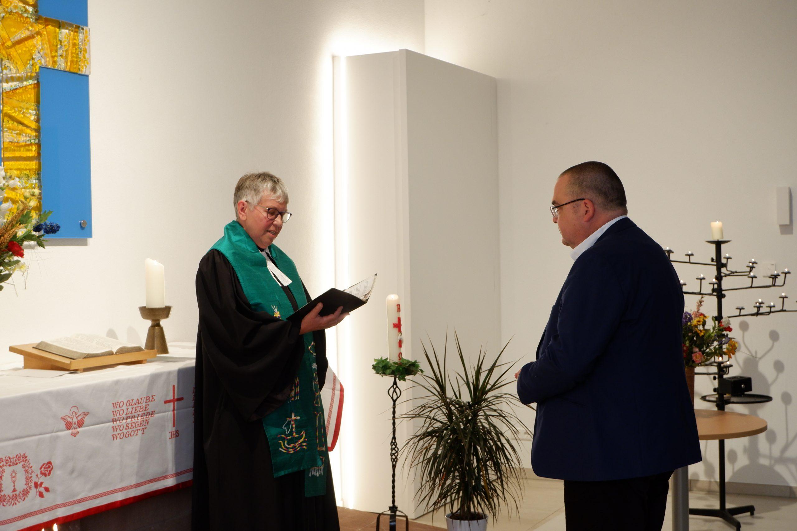 Konferenz der Leitungskräfte im Evangelischen Stift Freiburg