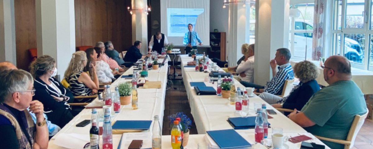 Konferenz der Leitungskraefte